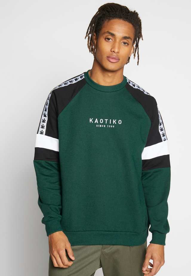 CREW HUNTER - Sweatshirts - green