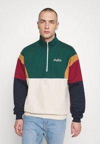 Kaotiko - Sweater - dark green - 0