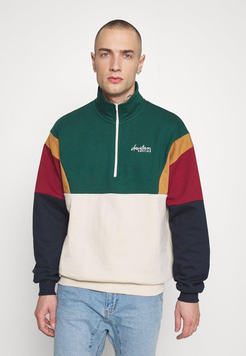 Kaotiko - Sweater - dark green