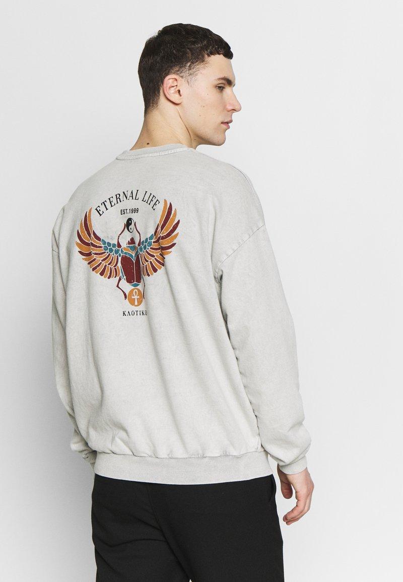 Kaotiko - Sweater - grey