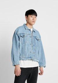 Kaotiko - Denim jacket - denim vintage - 0