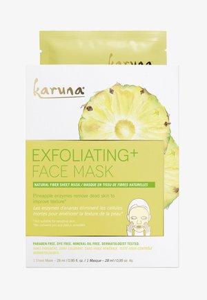 EXFOLIATING + FACE MASK SINGLE - Gesichtsmaske - -