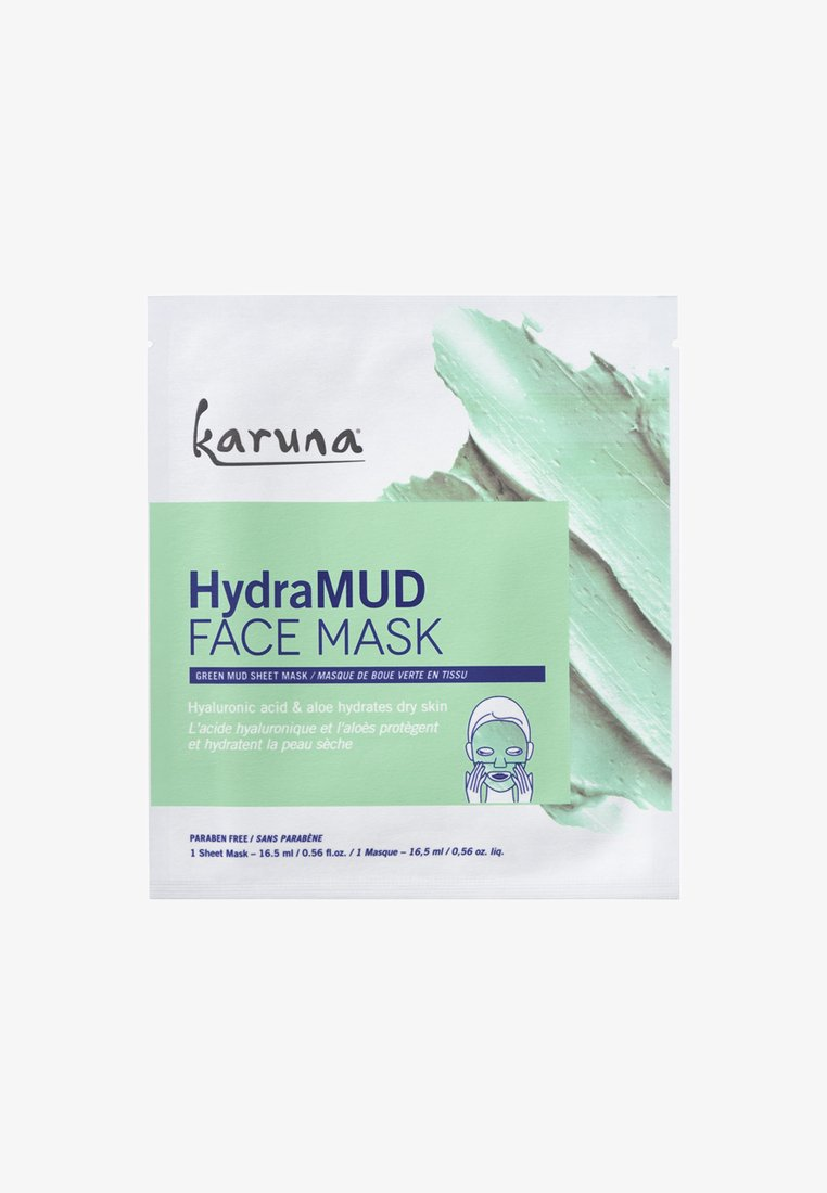 Karuna - HYDRA MUD FACE MASK - Masker - -