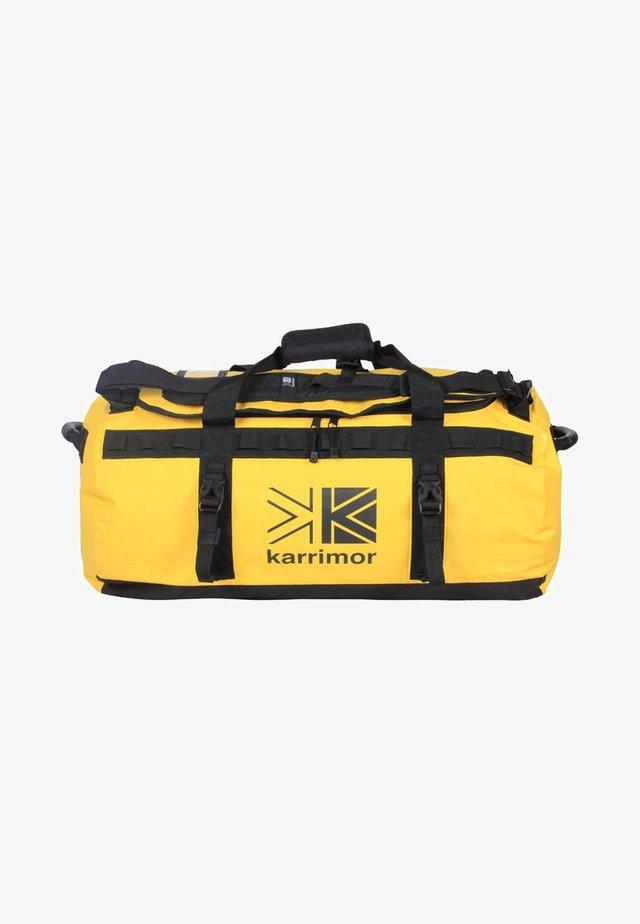 Weekend bag - yellow