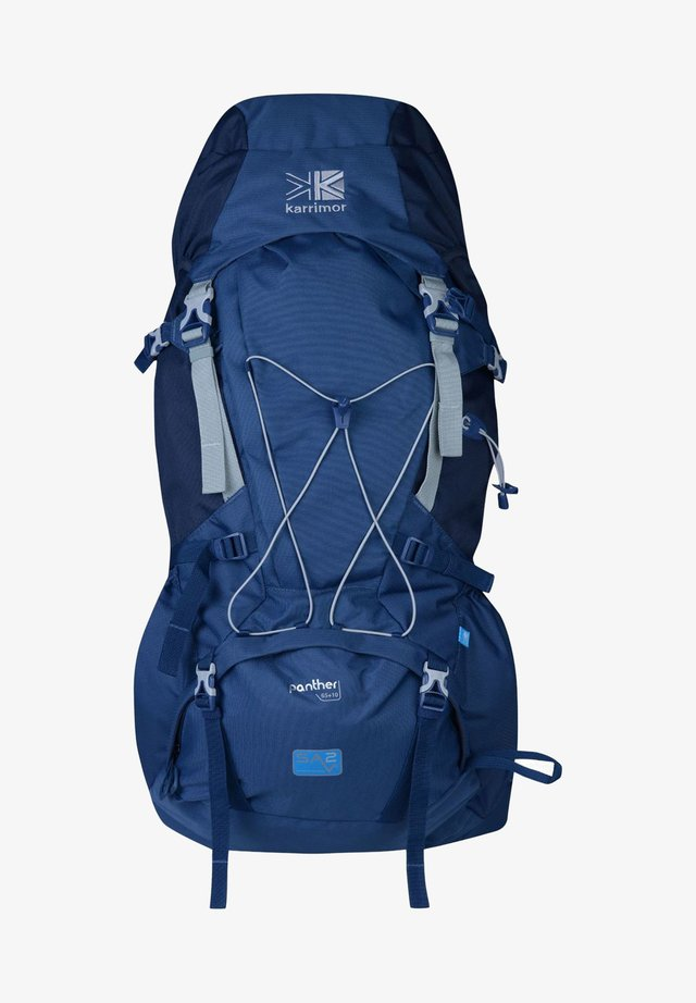 Hiking rucksack - navy blue