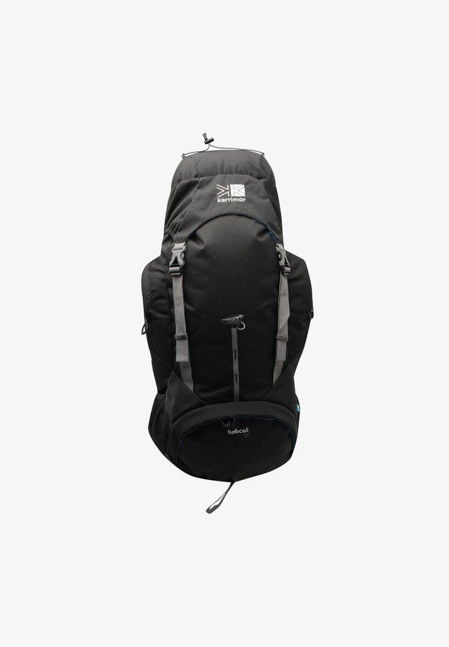 Hiking rucksack - schwarz/anthrazitfarbe