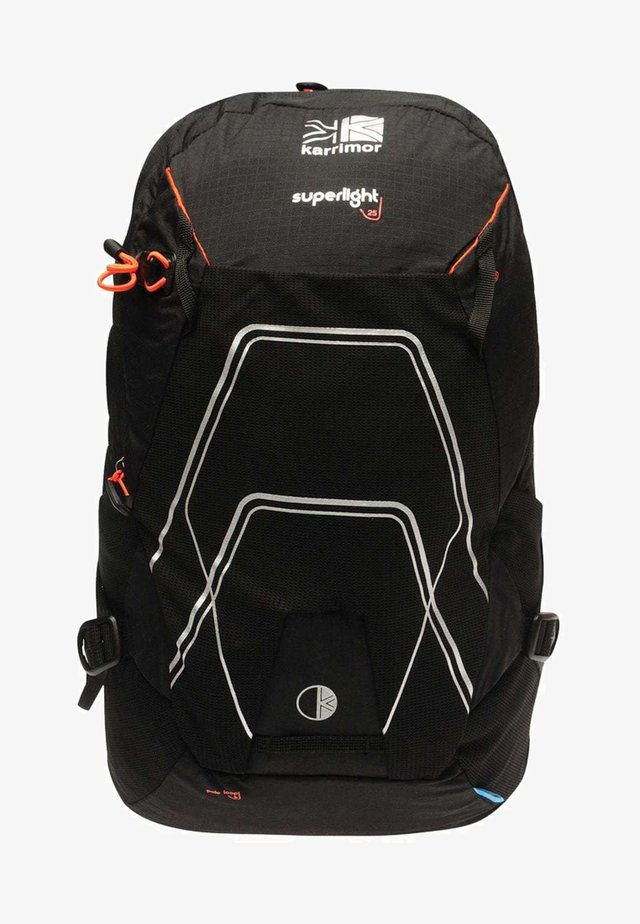 SUPERLIGHT - Rucksack - black