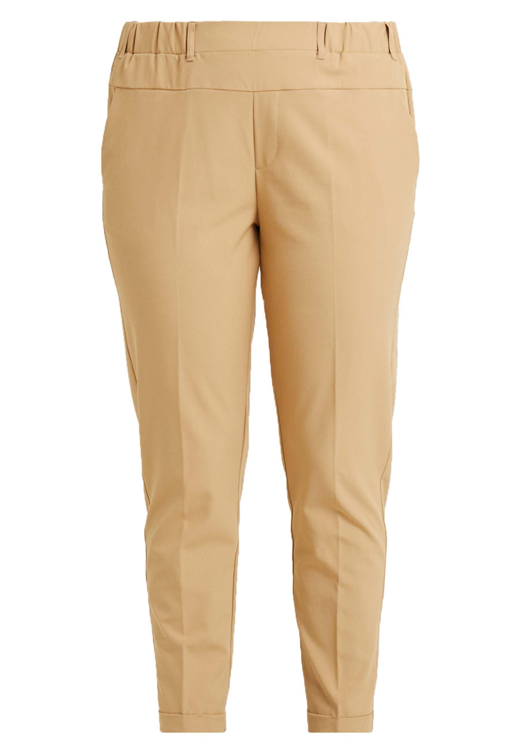 Kaffe Curve Naja Pants - Bukser Tannin
