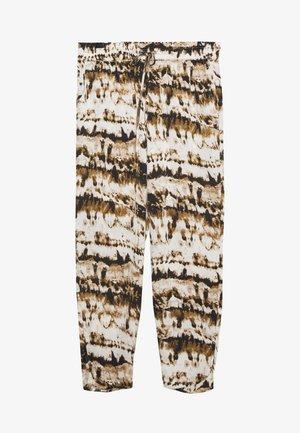 TINA PANTS - Bukse - ermine