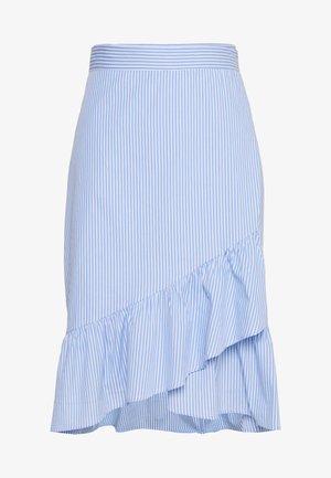 CROXY WRAP SKIRT - A-line skirt - provence