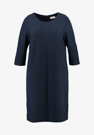 BEA CROPPED SLEEVE DRESS - Sukienka z dżerseju - midnight marine