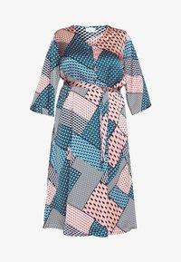 Kaffe Curve - SELLE DRESS - Day dress - midnight marine - 4