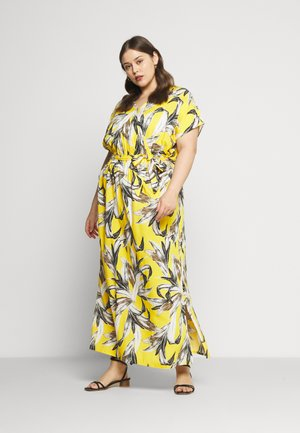 ELLY DRESS - Maxi-jurk - golden rod