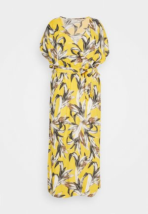 ELLY DRESS - Day dress - golden rod