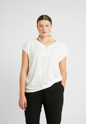 CAYA  - Blouse - chalk