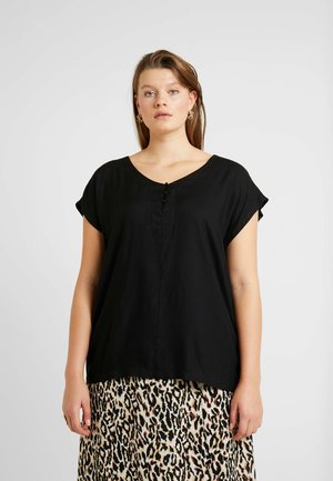 CAYA  - Blouse - black deep