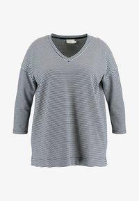 Kaffe Curve - T-shirt à manches longues - midnight marine - 4