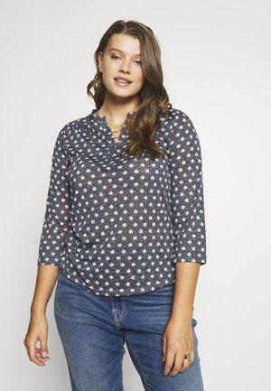 CAMELLA  - T-shirt à manches longues - vintage blue