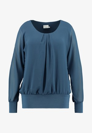 KCMAYA BLOUSE - Blouse - orion blue