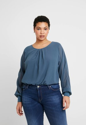 KCMAYA BLOUSE - Blusa - orion blue