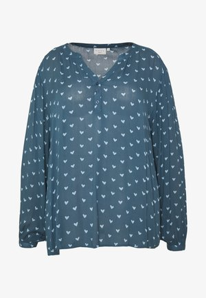BETT BLOUSE - Bluse - orion blue