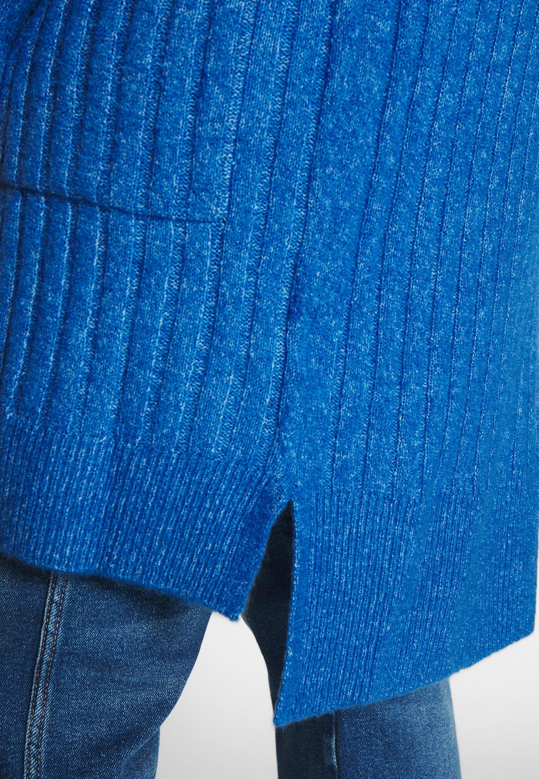 Kaffe Curve WENA CARDIGAN - Kardigan - classic blue