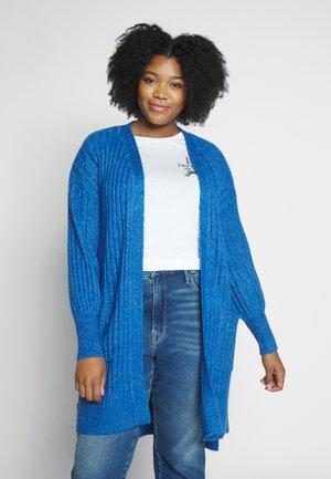 WENA CARDIGAN - Vest - classic blue