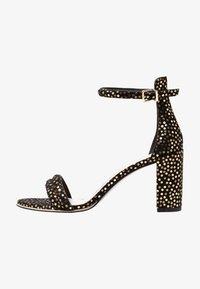 Kenneth Cole New York - LEX - Sandals - black/gold - 1