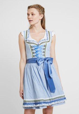 Oktoberfestklær - hellblau