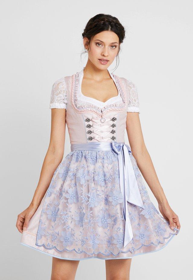 Oktoberfest-puku - rose