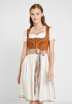 Oktoberfestklær - beige braun