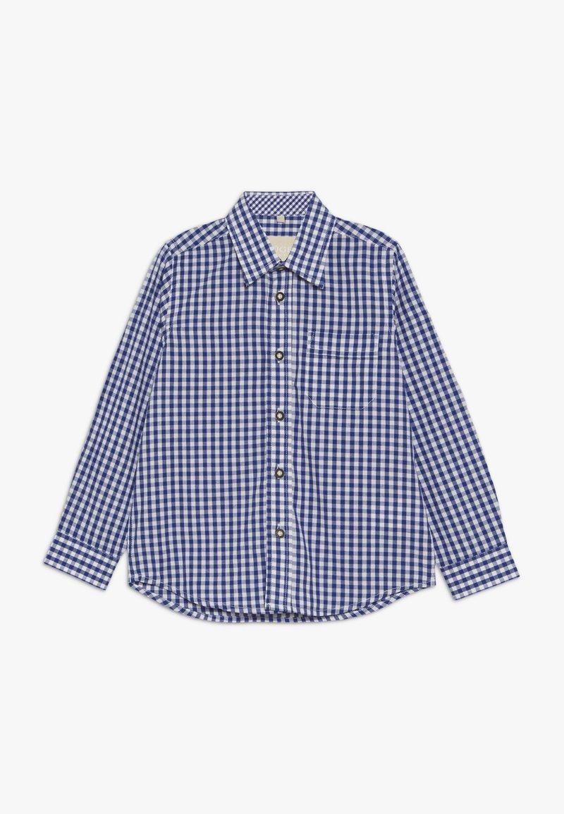 Krüger Dirndl - Shirt - blau