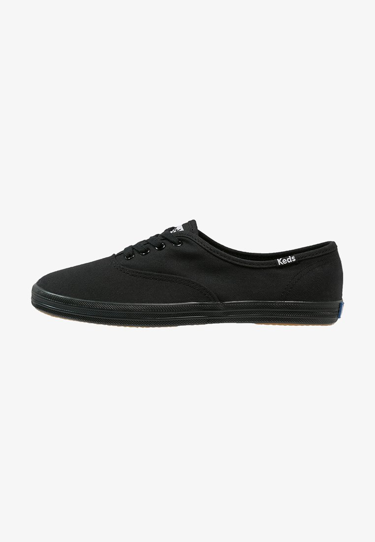 Keds - CHAMPION - Baskets basses - black