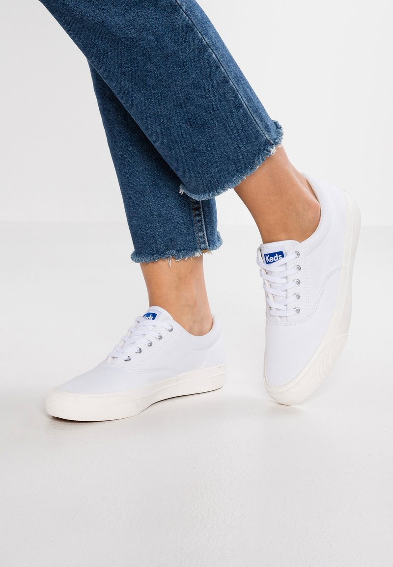 Keds - ANCHOR - Trainers - white