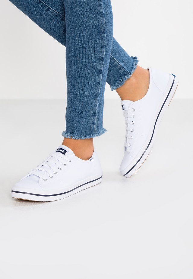 KICKSTART SEASONAL - Sneakers laag - white