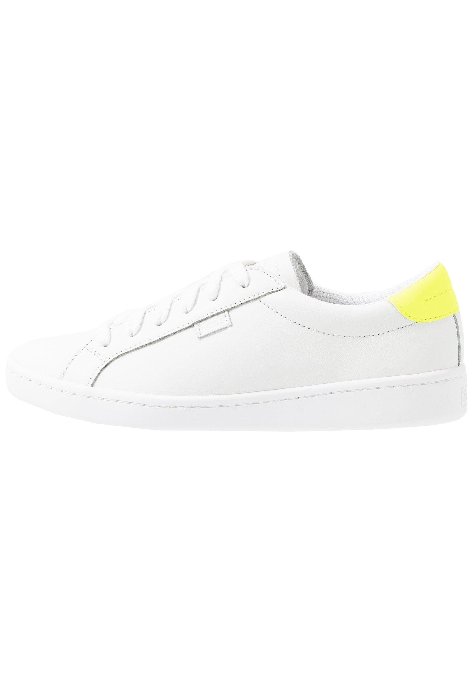 ACE Sneakers whiteneon yellow