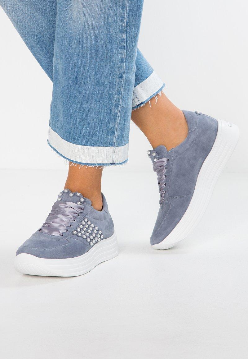 Kennel + Schmenger - PRIMA - Sneaker low - cielo