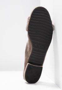 Kennel + Schmenger - MALU - Ballerina's - ombra/silver - 6