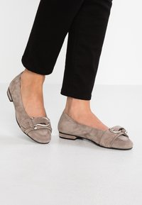 Kennel + Schmenger - MALU - Ballerina's - ombra/silver - 0