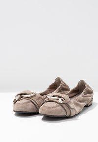 Kennel + Schmenger - MALU - Ballerina's - ombra/silver - 4