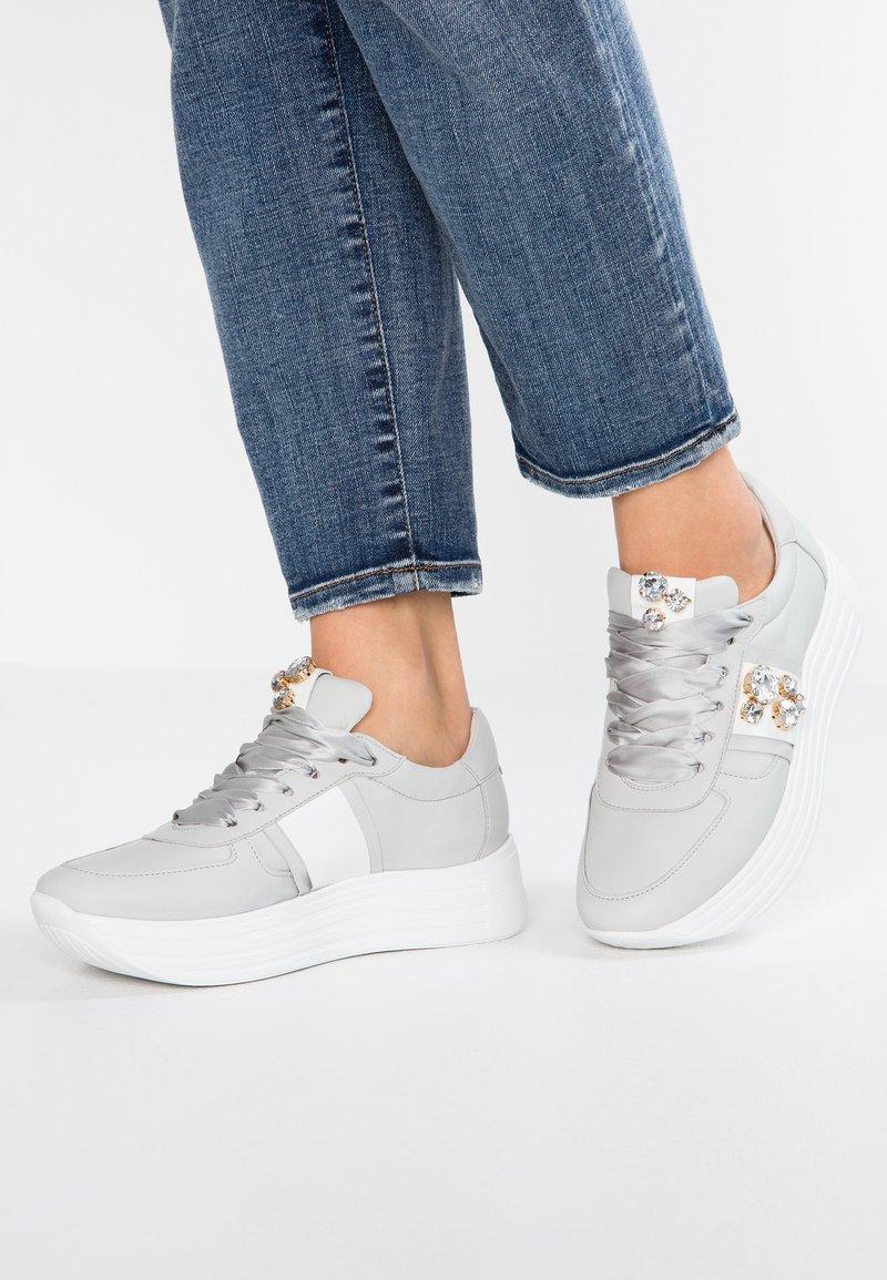 Kennel + Schmenger - PRIMA - Sneaker low - grey