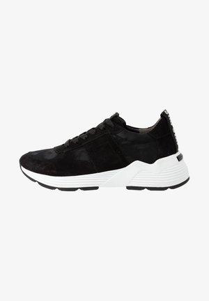 HIT - Sneakersy niskie - schwarz