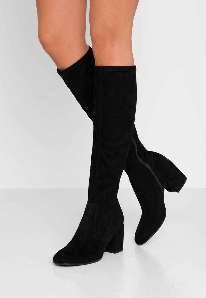 Kennel + Schmenger - RUBY - Høje støvler/ Støvler - black