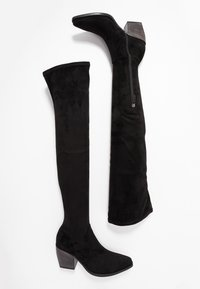 Kennel + Schmenger - LUNA - Over-the-knee boots - black - 3
