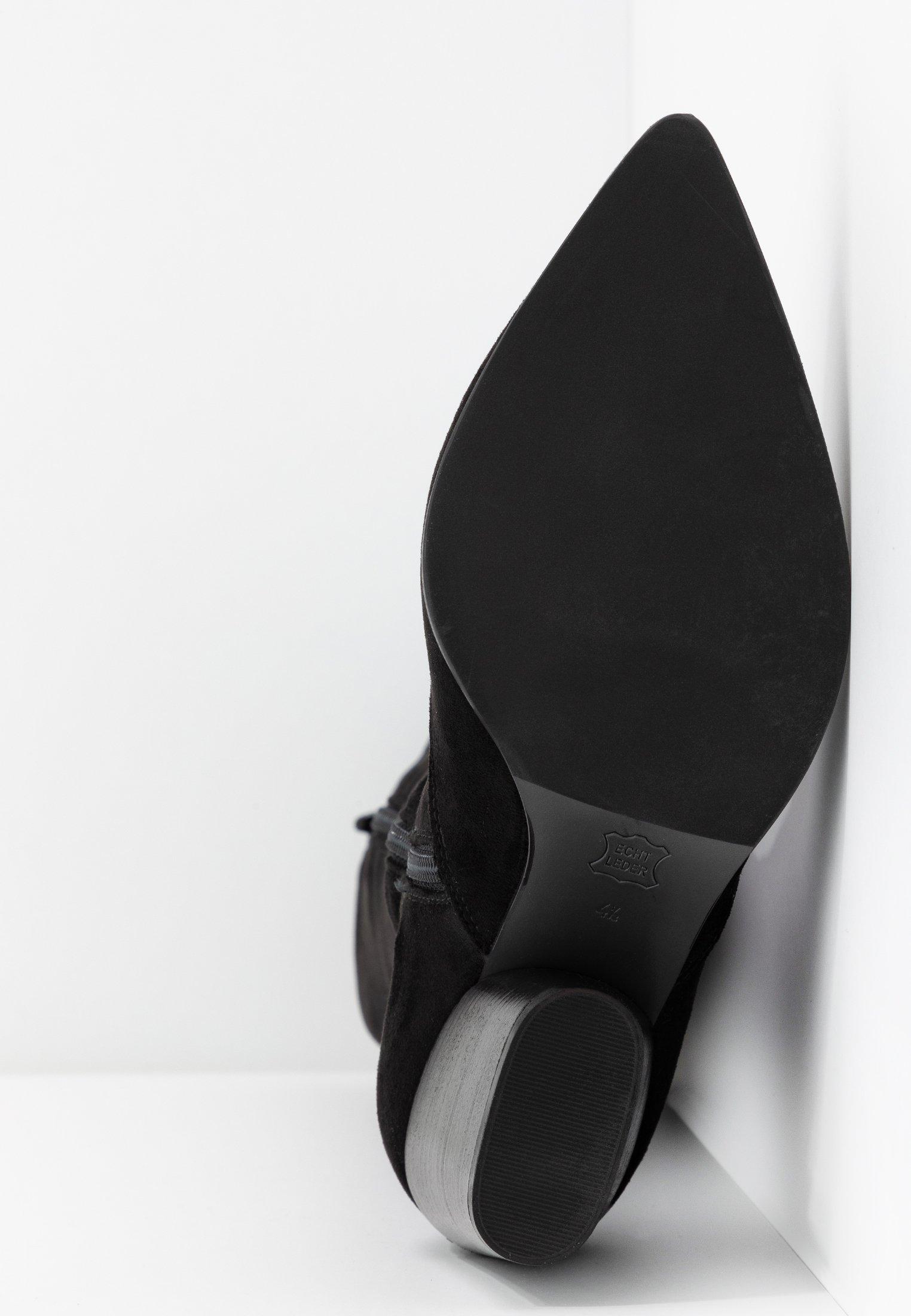 Kennel + Schmenger AMBER - Kozaki - black