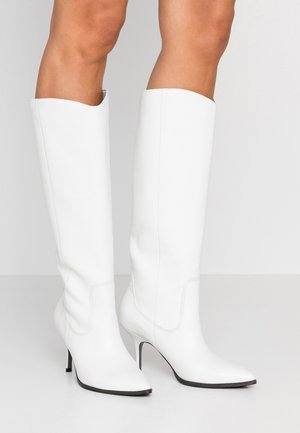 CAMILLE - Boots - white