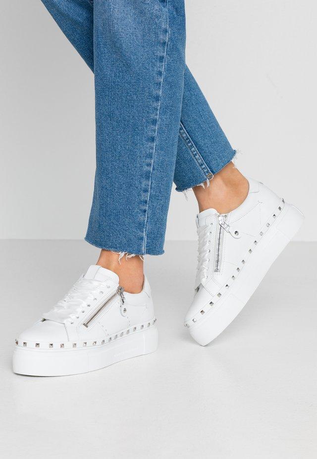 NANO - Sneakers - bianco