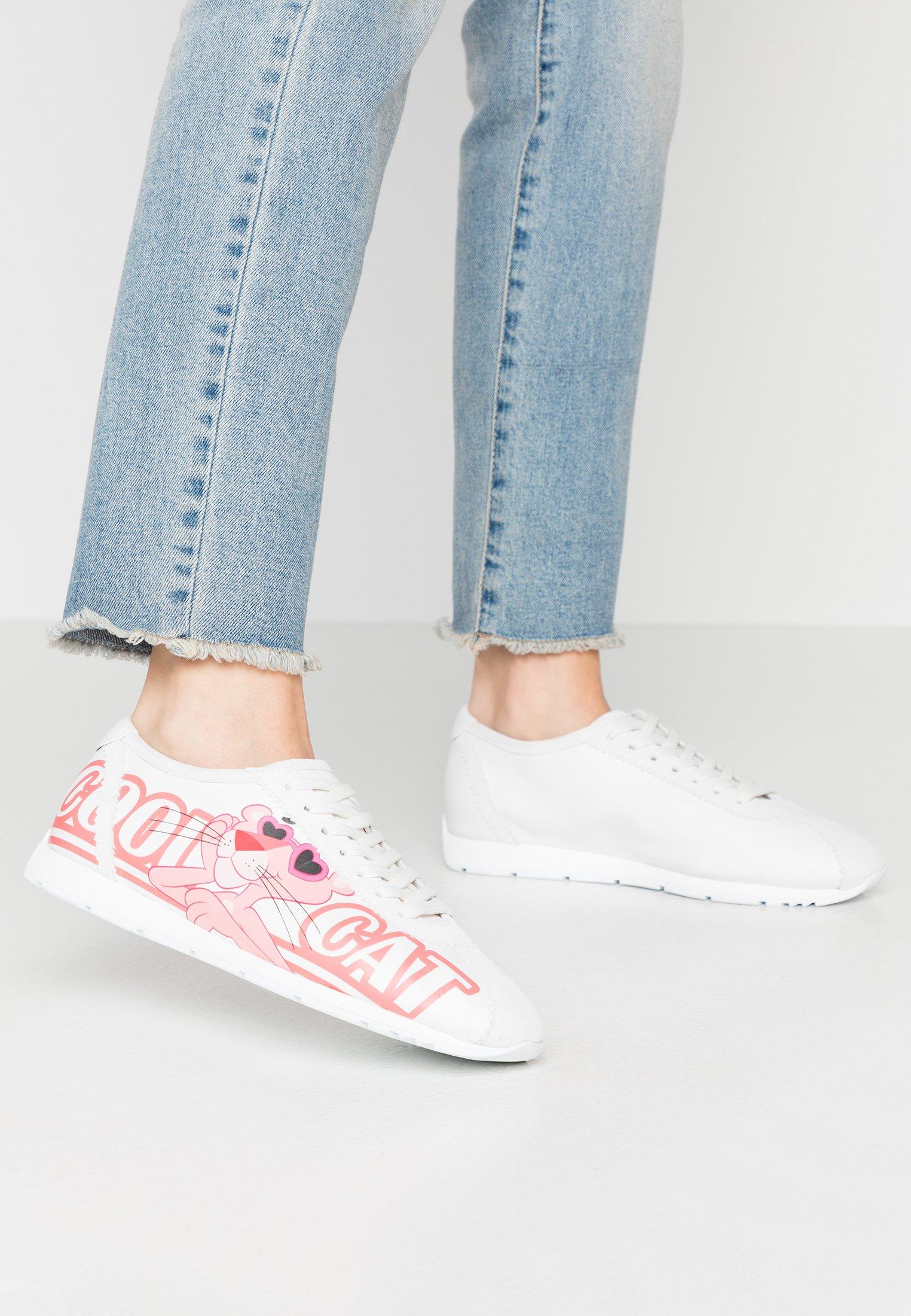Kennel + Schmenger STRIKE - Sneakers - white/pink