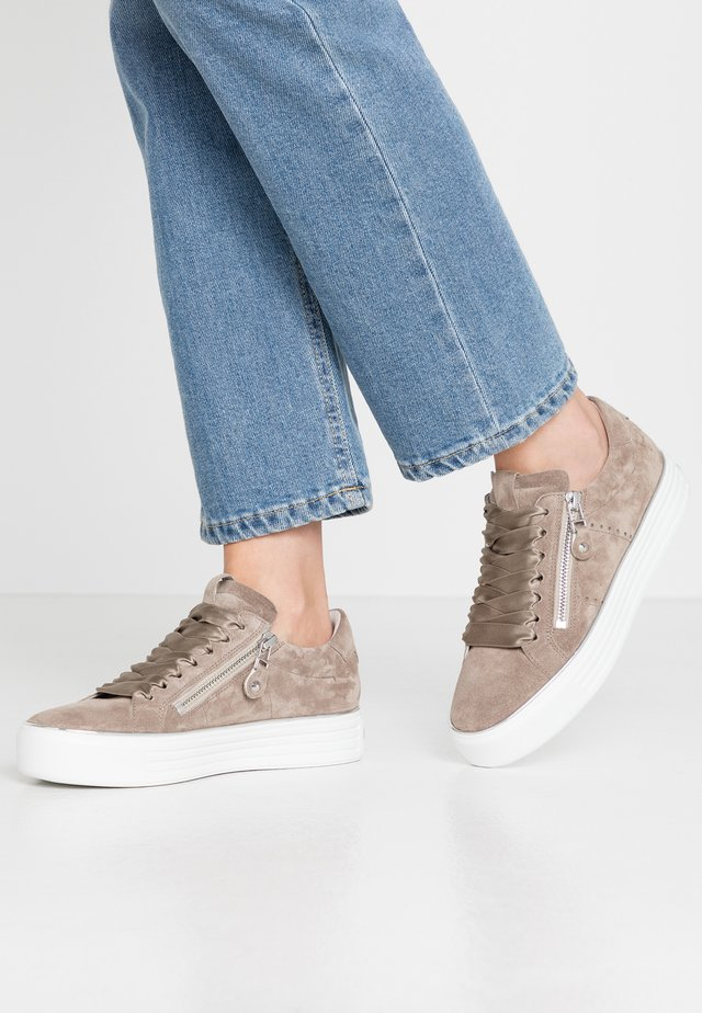 UP - Sneakers laag - taupe