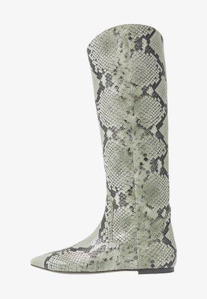 ZONE - Vysoká obuv - shilf